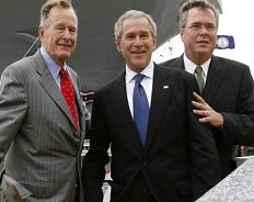 Династия Бушей против семейства Клинтонов. Кого выбирают американцы?