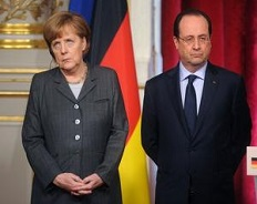 Франция и Германия не сошлись Великобританией и Скандинавией во взглядах на украинский кризис
