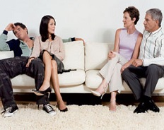 Квадратные метры на пути к гармоничным семейным отношениям