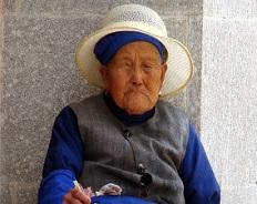 Сравните долгожителей