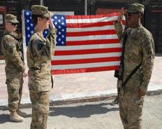 Американцы настаивают на божьей помощи для армии США