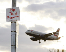 Британцы поддержали расширение аэропорта Хитроу в противовес мнению Евросоюза