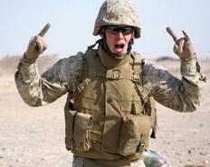 Население США всегда поддерживает своё правительство в военных действиях