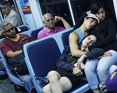 Пассажирская статистика — час на общественный транспорт