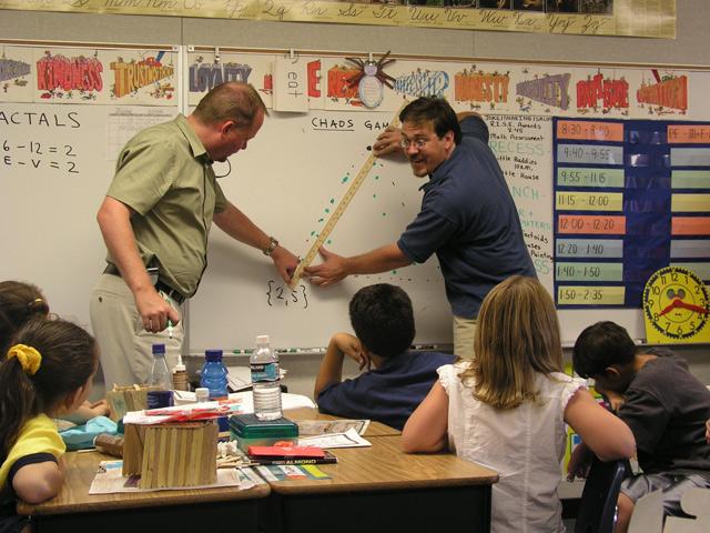 Британцы назвали  математику самой важной дисциплиной для начальной школы