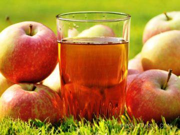 Опытные россияне выбирают яблочный сок