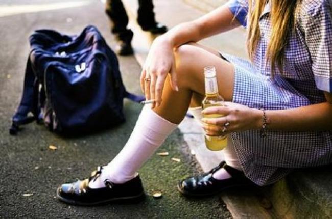 Британские школьники начали отказываться от вредных привычек