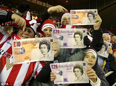 Британцы готовы уравнять доходы топ-футболистов и врачей