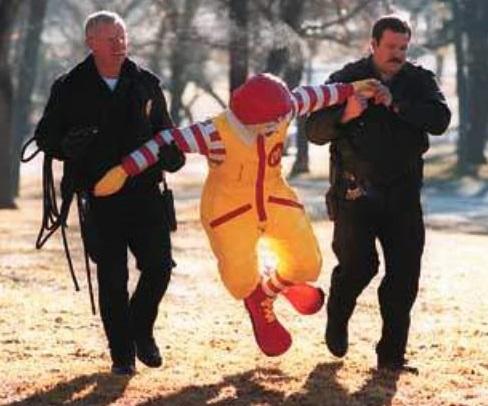 Макдональдс гоу хоум. Обзор недели
