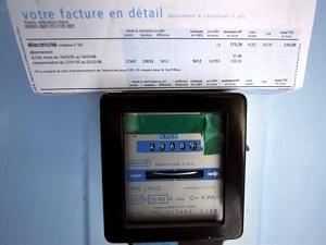 Французы запутались в счетах за электричество