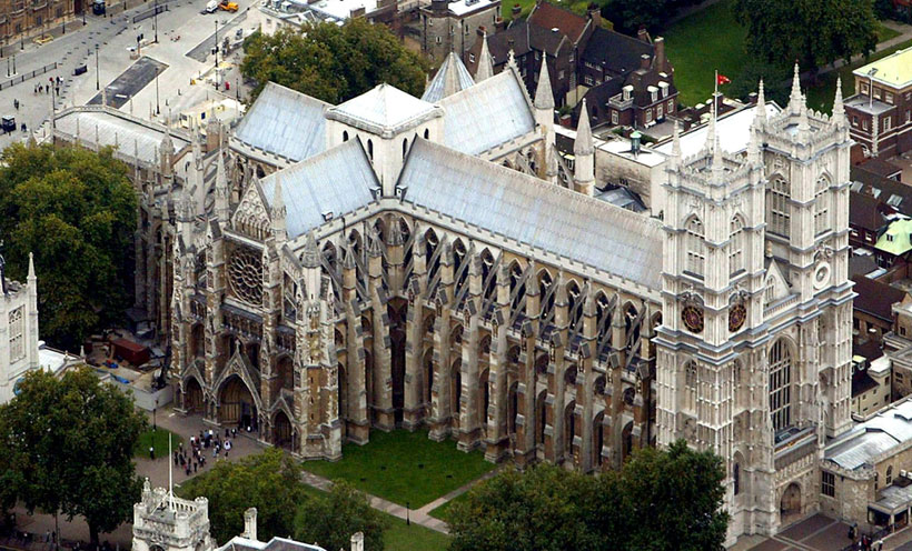 Вестминстерское аббатство. Самые популярные достопримечательности Великобритании
