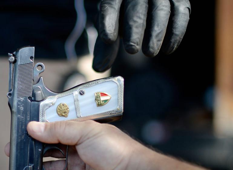 Американцы отвлеклись от закона об оружии
