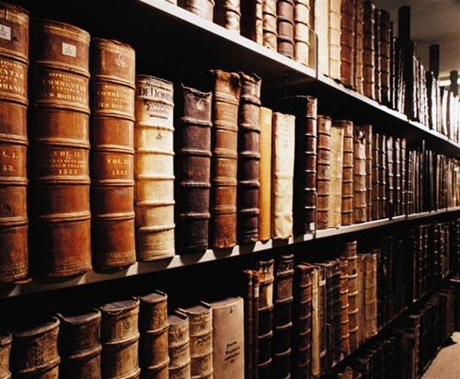 Британцы выбрали 10 самых ценных книг для человечества