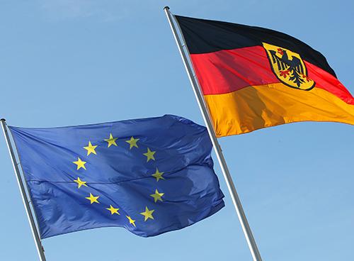 Немцы разграничили права ЕС и национального правительства