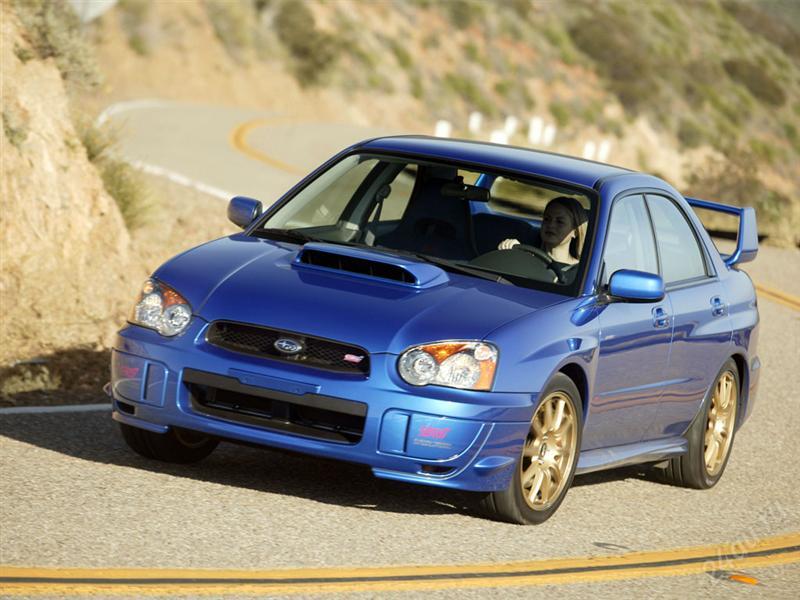 ТОП-10 самых хулиганских авто в США. Subaru WRX