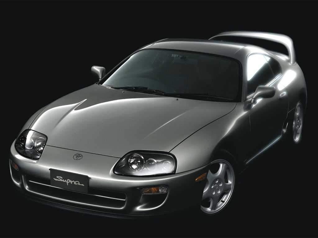 ТОП-10 самых хулиганских авто в США. Toyota Supra